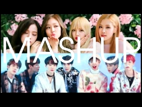 Видеоклип на песню pied piper x playing with fire mashup - BTS & BlackPink - Pied Piper / Playing With Fire (MASHUP) Sub Español