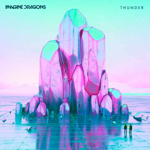 2017 Billboard Masters - Thunder - Tribute to Imagine Dragons фото