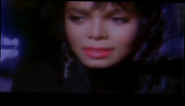 Видеоклип на песню Come Back to Me - Janet Jackson - Come Back To Me (Original Music Video Clip 1989) BG SUBS [my_touch]