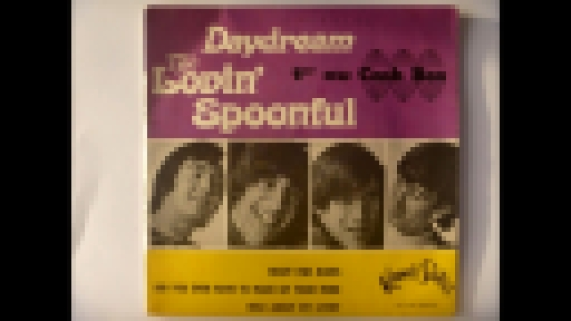 Видеоклип на песню I Need Your Lovin' Kiss - The Lovin' Spoonful - Did You Ever Have to Make Up Your Mind - 1966