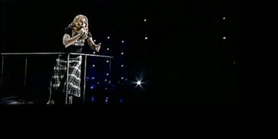 Видеоклип на песню Into The Groove (Гадкий я 3) - Madonna - Re Invention World Tour - Live From Lisbon - Full Concert Part 3 (The End) (Final Edition)