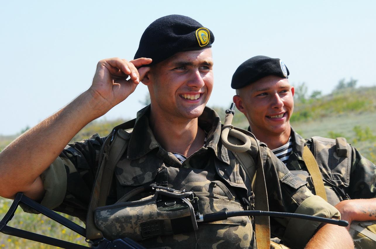 Черные береты россия