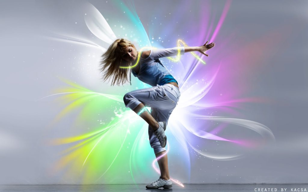 Картинка танец