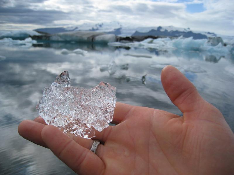 Картинки тающего льда, днем
